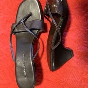 Tommy Hilfiger Strappy Thong Sandals Hells